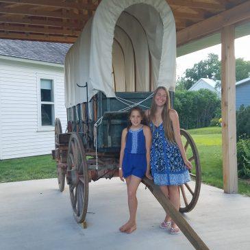 Day 7 . Little House on the Prairie