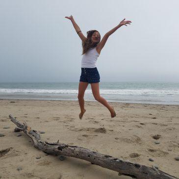 Day 28 . California Coast