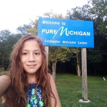 Day 35 . Returning to Michigan