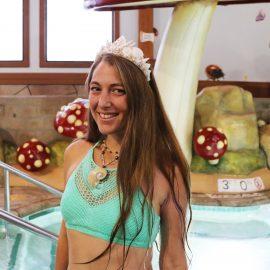 Birthday Swim at Splash Village